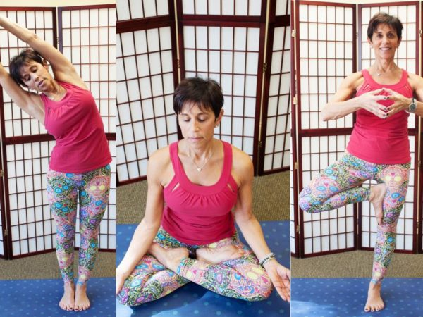 3 Morning Yoga Poses to Start Your Day - A Fit 4 You