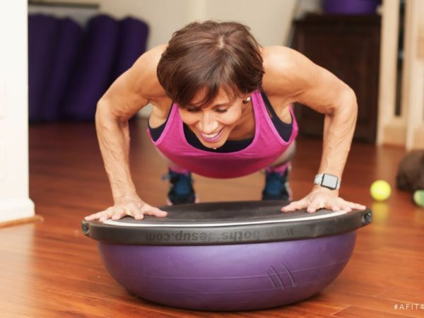 BOSU Exercises - A Fit 4 You